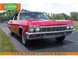 Picture of Classic '65 Impala SS located in Dublin Ohio - $84,475.00 Offered by Route 36 Motor Cars - IKGZ