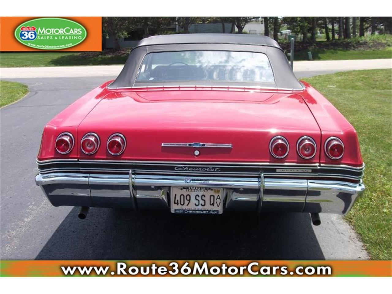 Large Picture of Classic 1965 Chevrolet Impala SS located in Dublin Ohio - IKGZ