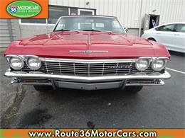Picture of Classic '65 Chevrolet Impala SS located in Dublin Ohio - $84,475.00 - IKGZ