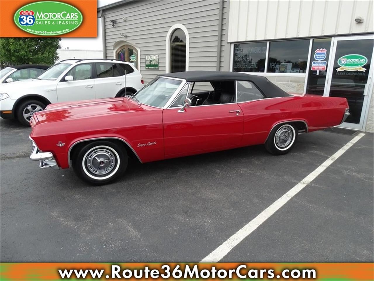Large Picture of Classic 1965 Chevrolet Impala SS - IKGZ
