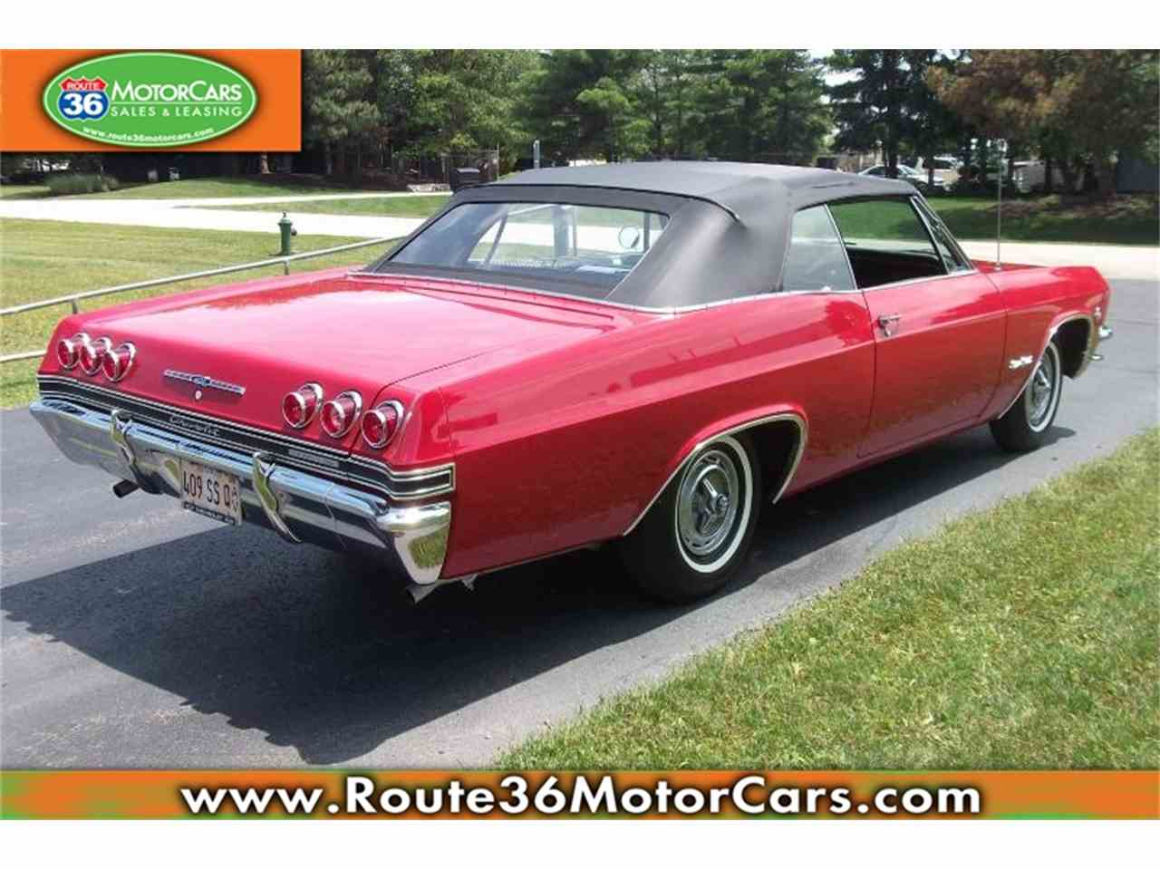 Large Picture of '65 Impala SS - IKGZ