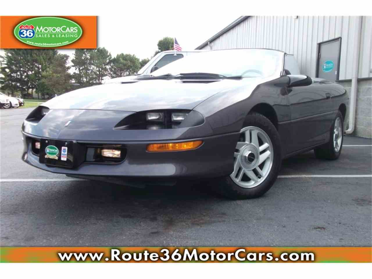 Large Picture of '94 Camaro - IKH2
