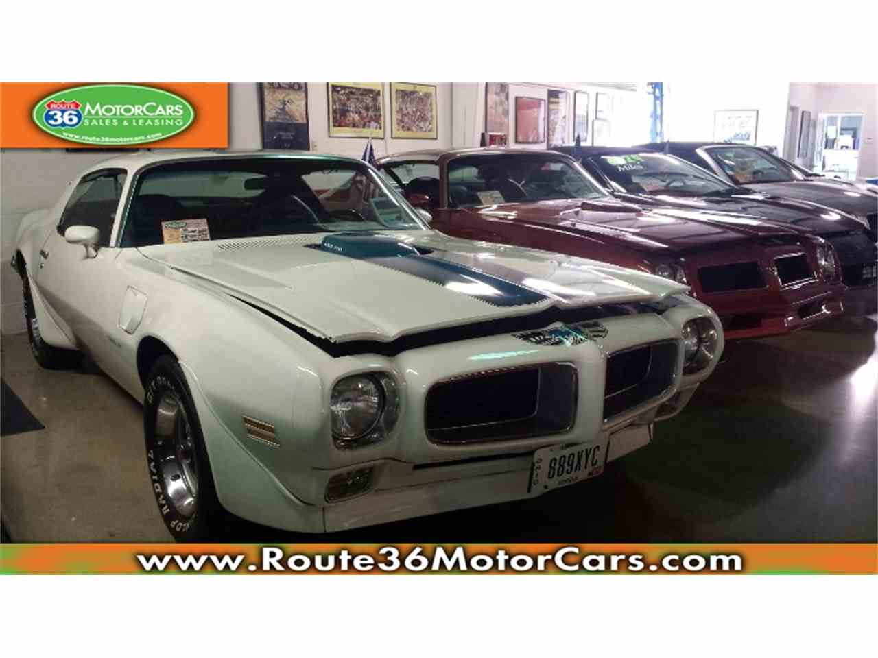Large Picture of '76 Firebird - IKH4