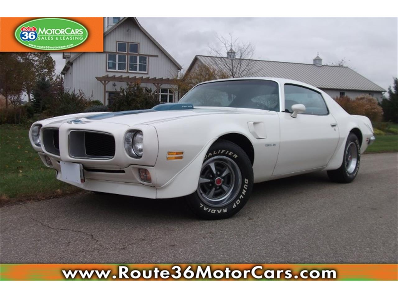 Large Picture of '72 Firebird located in Dublin Ohio - IKH6