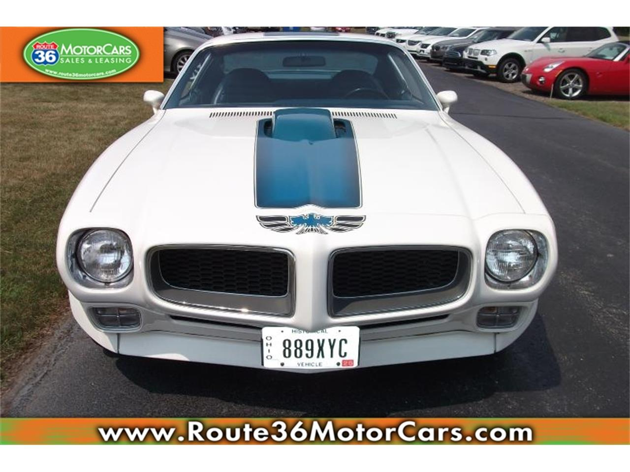 Large Picture of Classic 1972 Firebird - $54,975.00 Offered by Route 36 Motor Cars - IKH6