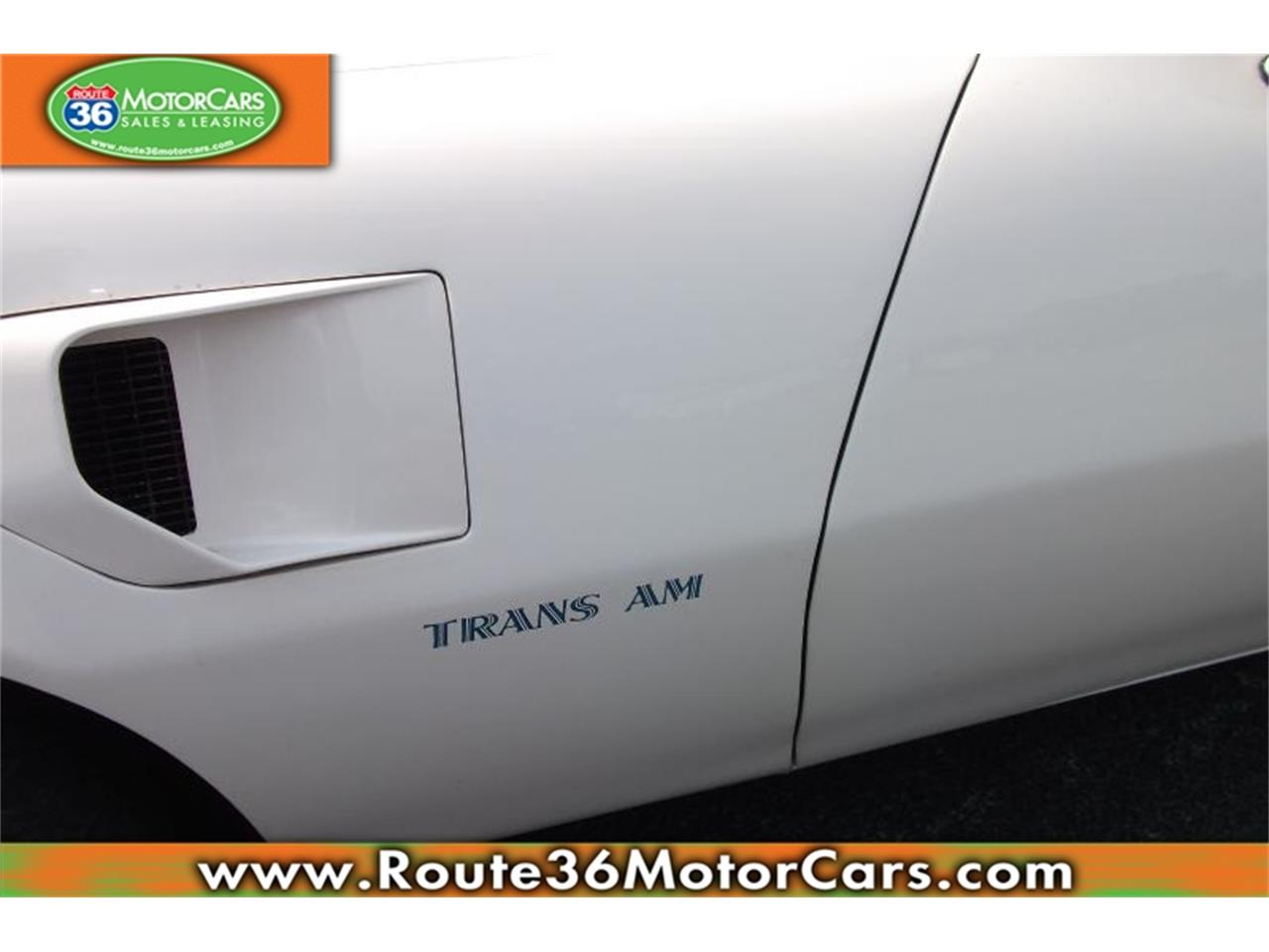 Large Picture of '72 Pontiac Firebird Offered by Route 36 Motor Cars - IKH6