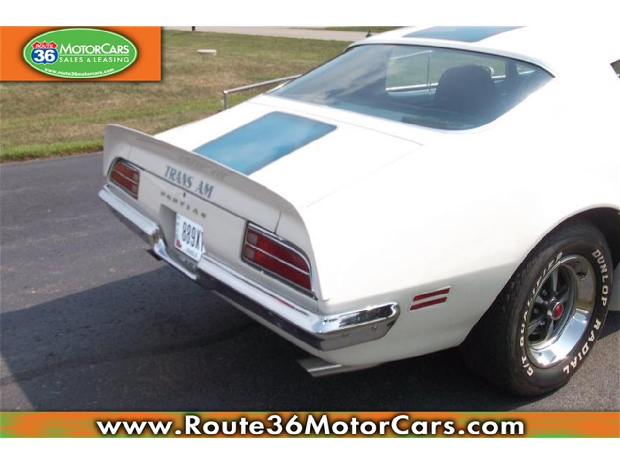 Large Picture of Classic '72 Pontiac Firebird Offered by Route 36 Motor Cars - IKH6