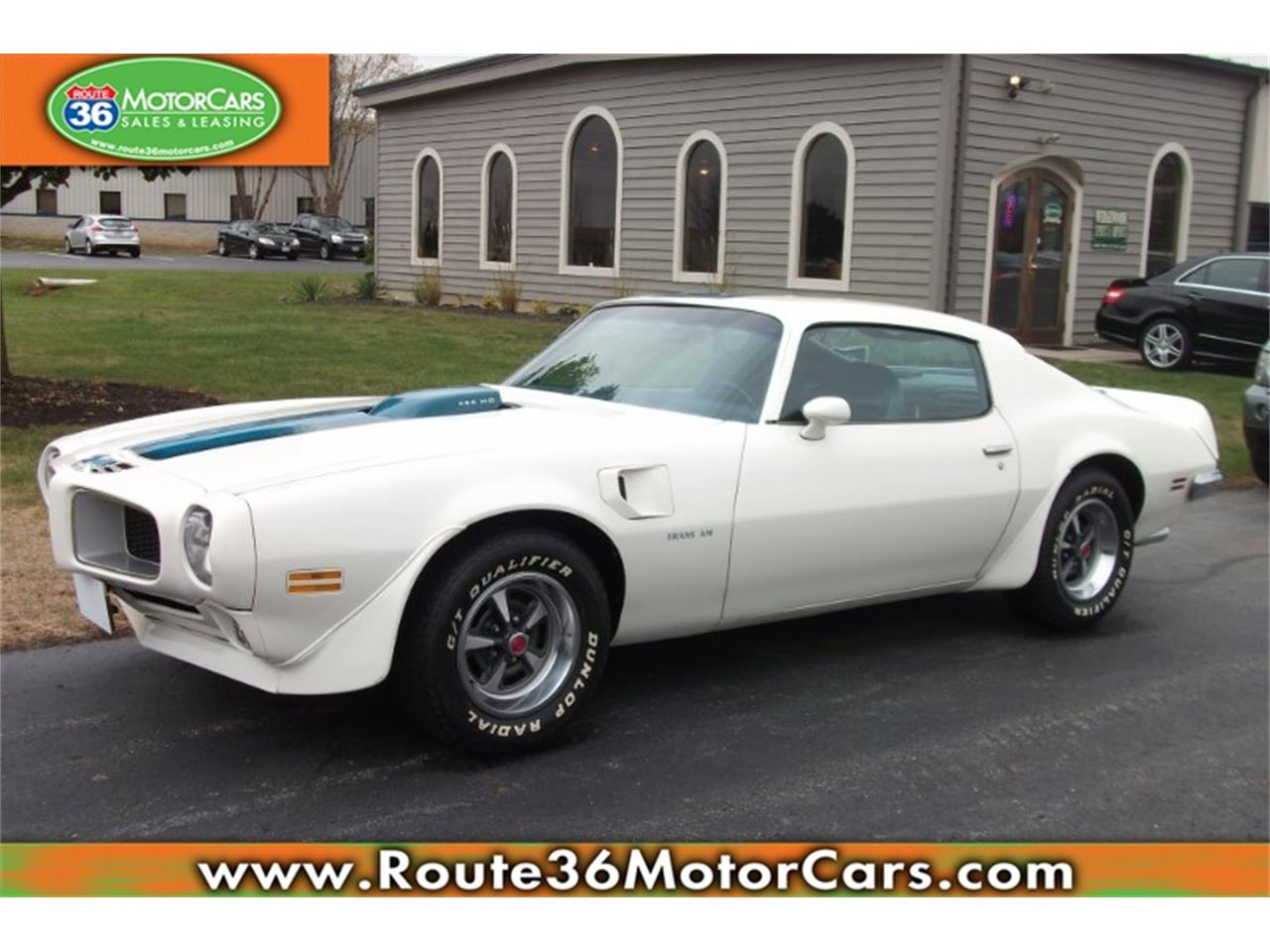 Large Picture of Classic '72 Firebird Offered by Route 36 Motor Cars - IKH6