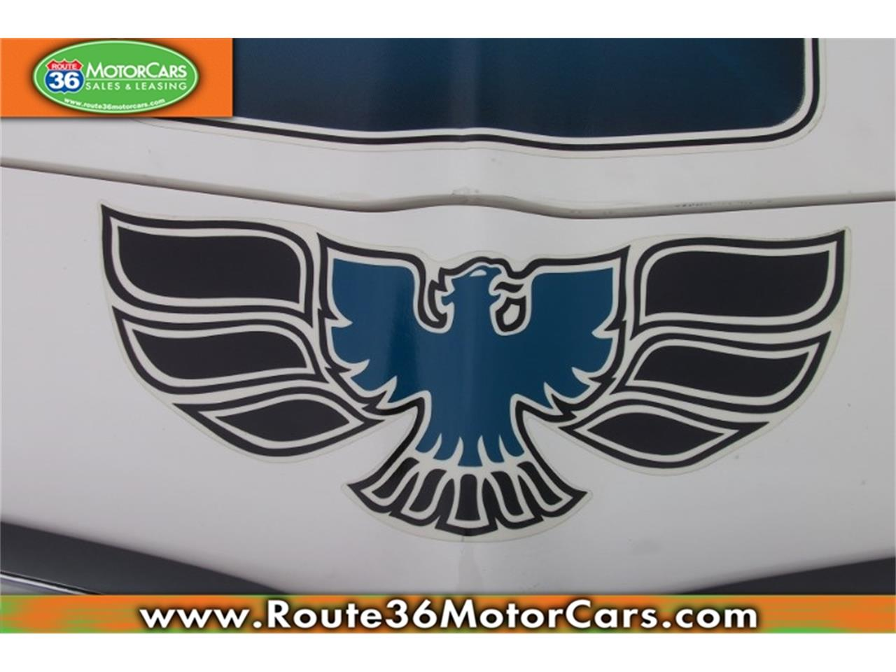 Large Picture of Classic 1972 Firebird located in Dublin Ohio - $54,975.00 Offered by Route 36 Motor Cars - IKH6