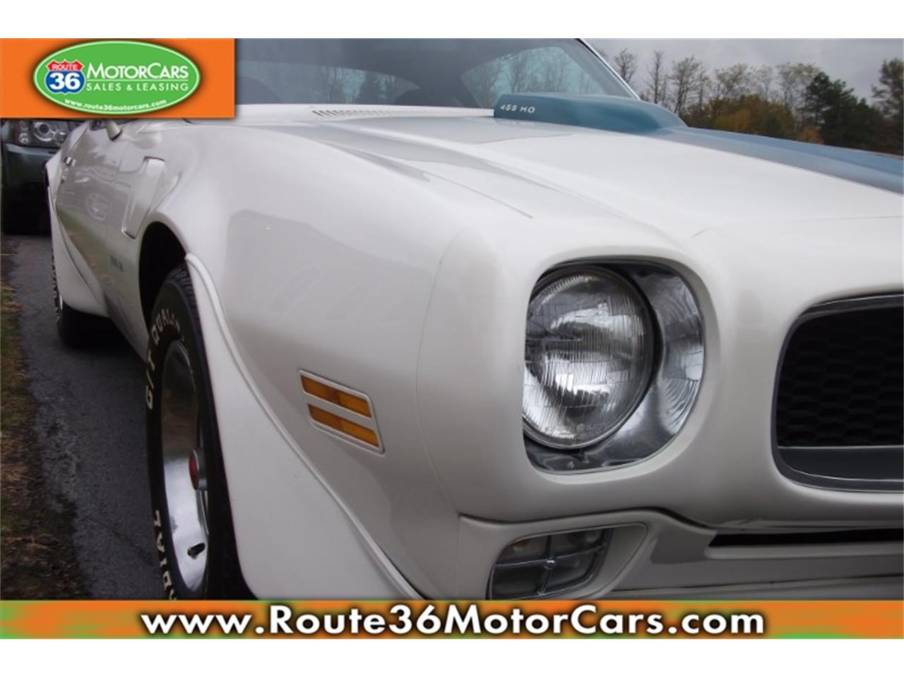 Large Picture of Classic '72 Pontiac Firebird - $54,975.00 Offered by Route 36 Motor Cars - IKH6