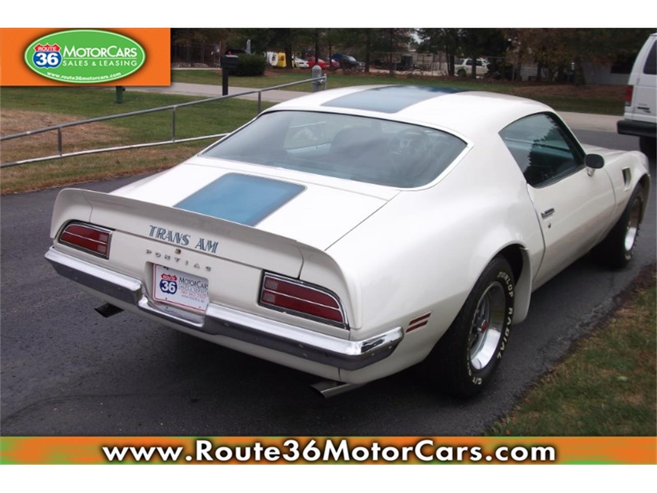 Large Picture of 1972 Pontiac Firebird located in Dublin Ohio - $54,975.00 - IKH6