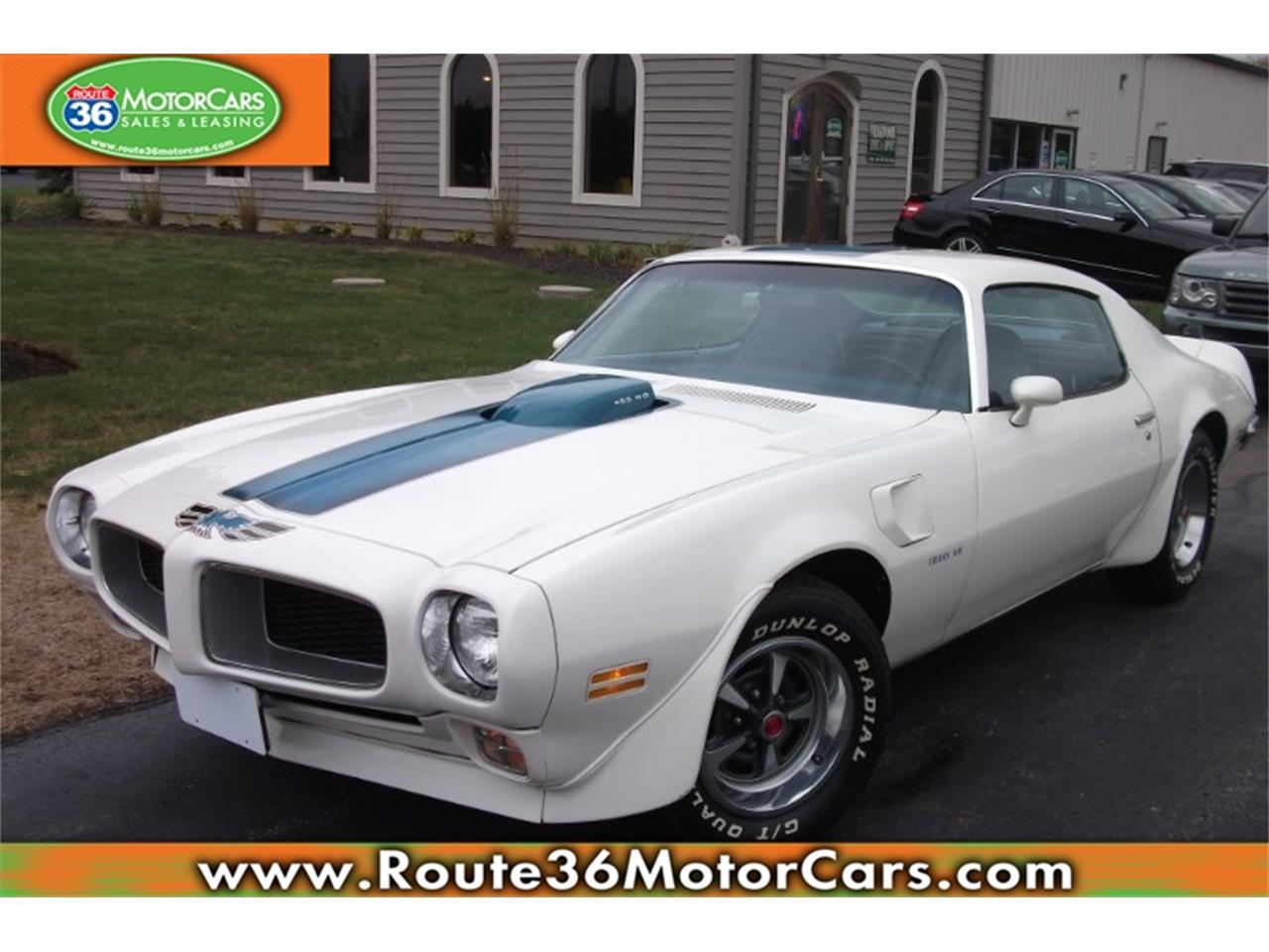 Large Picture of '72 Pontiac Firebird - $54,975.00 Offered by Route 36 Motor Cars - IKH6