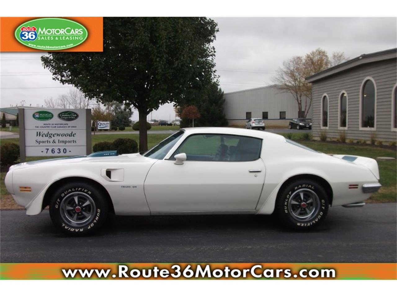 Large Picture of Classic 1972 Pontiac Firebird - $54,975.00 Offered by Route 36 Motor Cars - IKH6