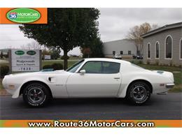 Picture of Classic '72 Firebird located in Dublin Ohio - $54,975.00 Offered by Route 36 Motor Cars - IKH6