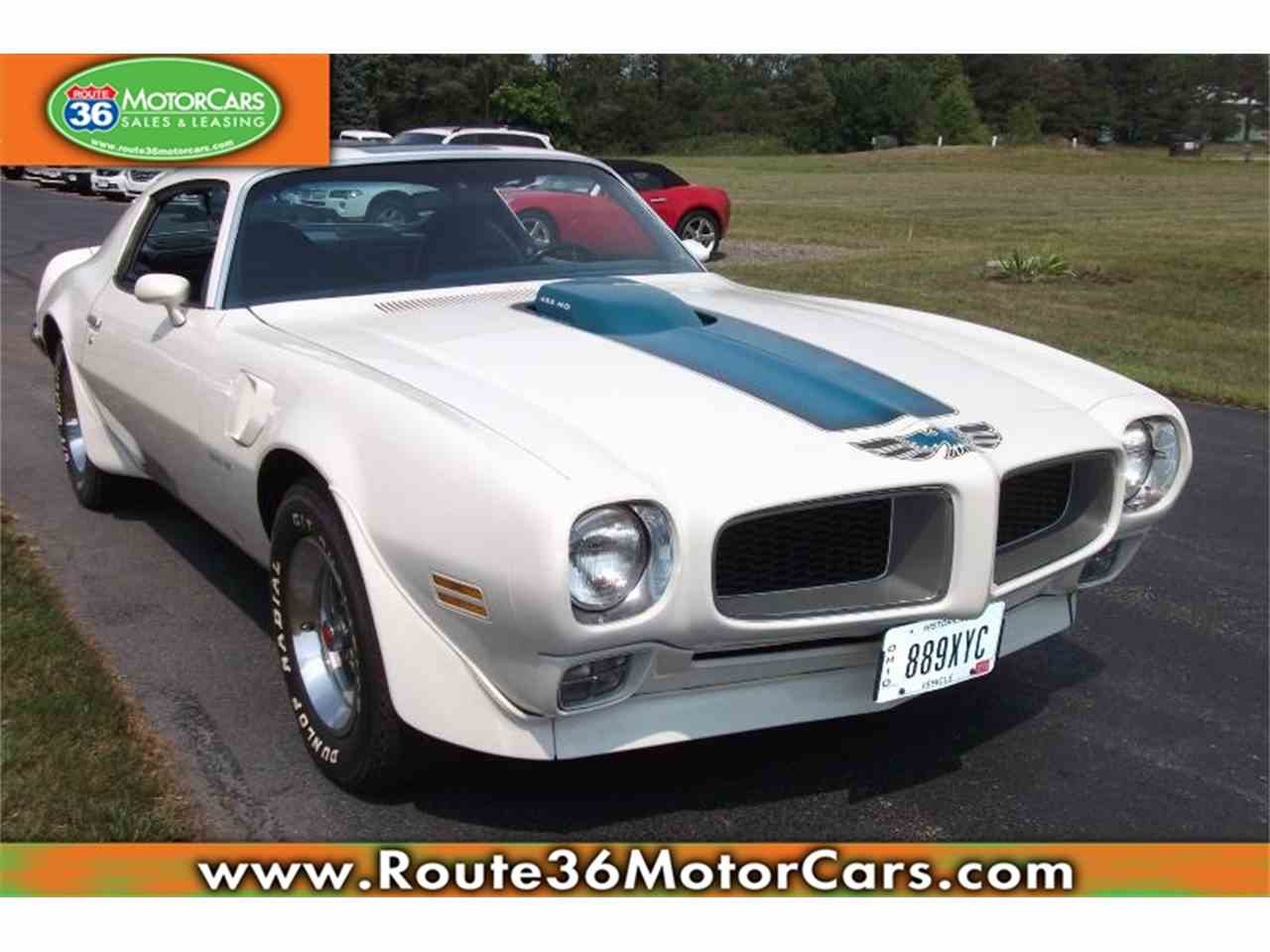 Large Picture of '72 Firebird - IKH6