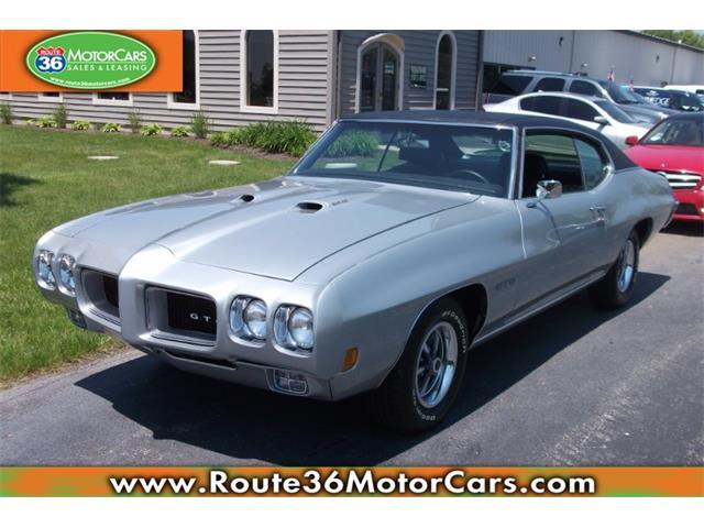 Picture of Classic '70 GTO located in Dublin Ohio - IKIK