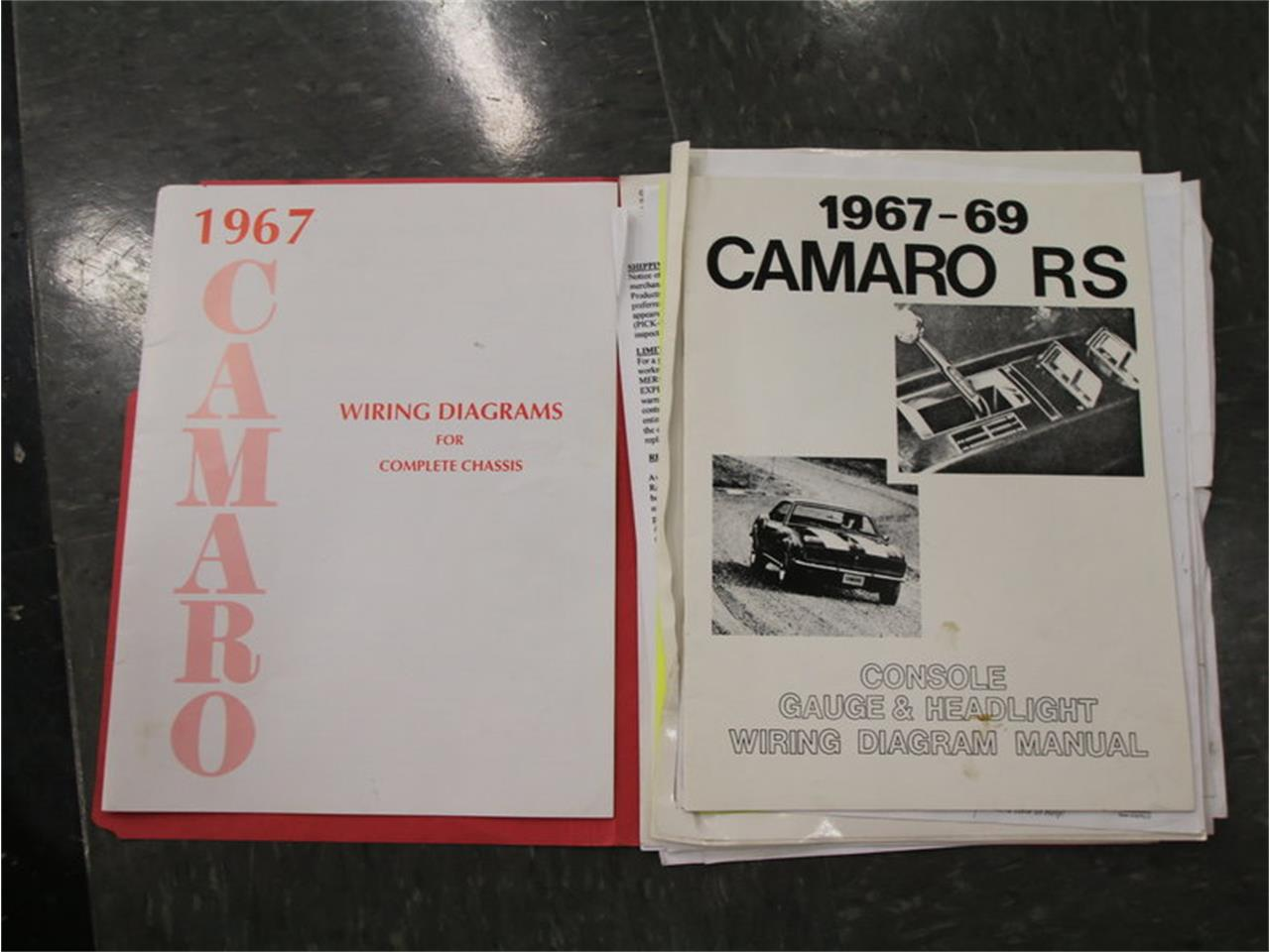 1967 Chevrolet Camaro Rs 427 Restomod For Sale Wiring Diagram Large Picture Of 67 Iklt