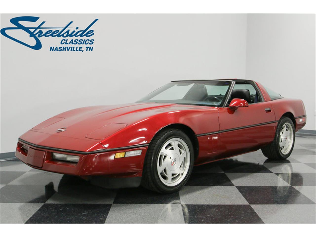 Large Picture of '89 Chevrolet Corvette Offered by Streetside Classics - Nashville - IKOA