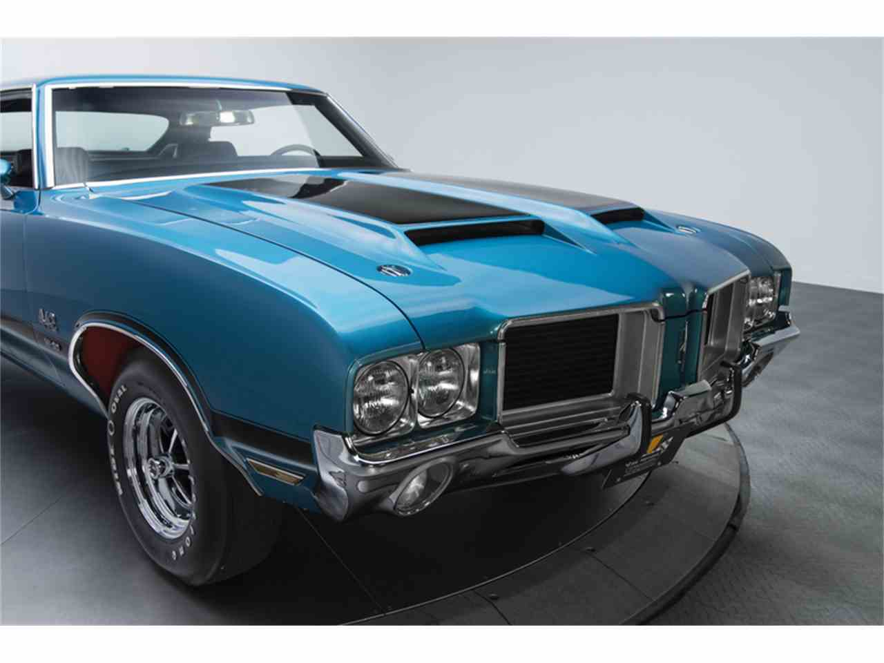 Large Picture of Classic '71 Oldsmobile 442 Offered by RK Motors Charlotte - IKOQ