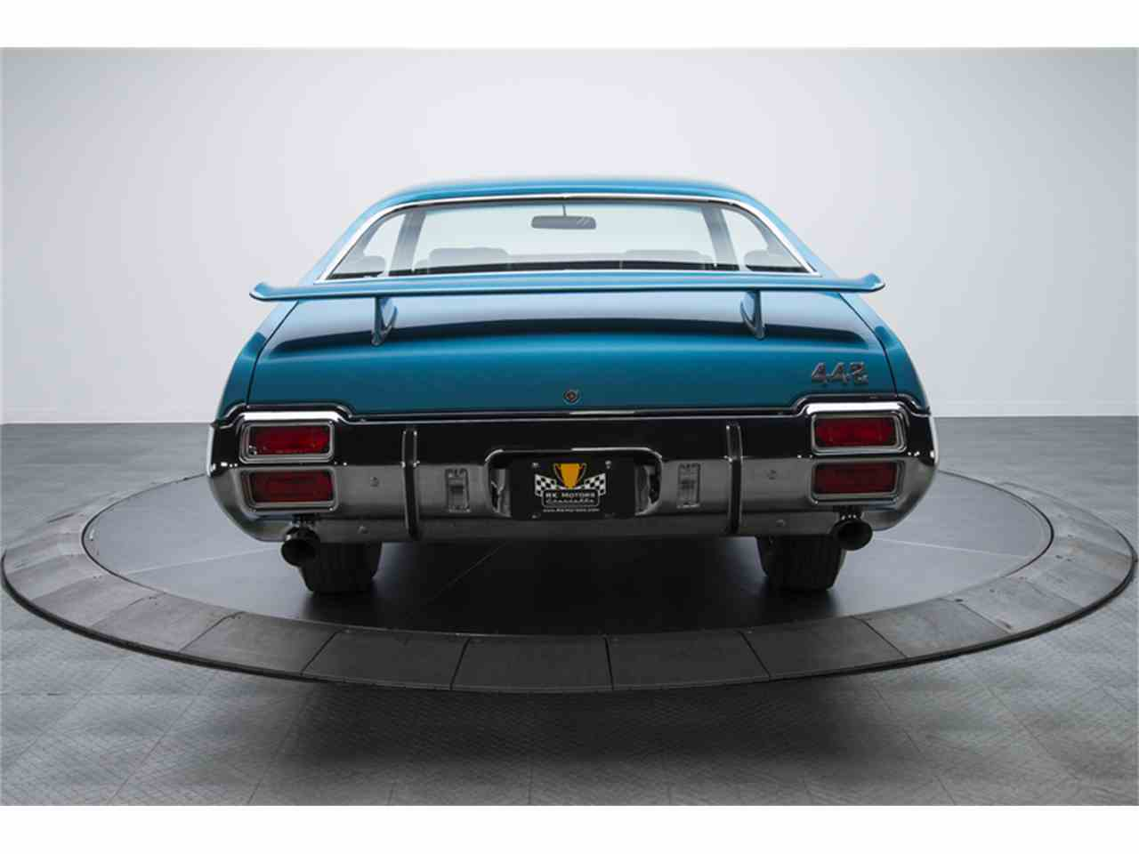 Large Picture of '71 Oldsmobile 442 located in Charlotte North Carolina Offered by RK Motors Charlotte - IKOQ