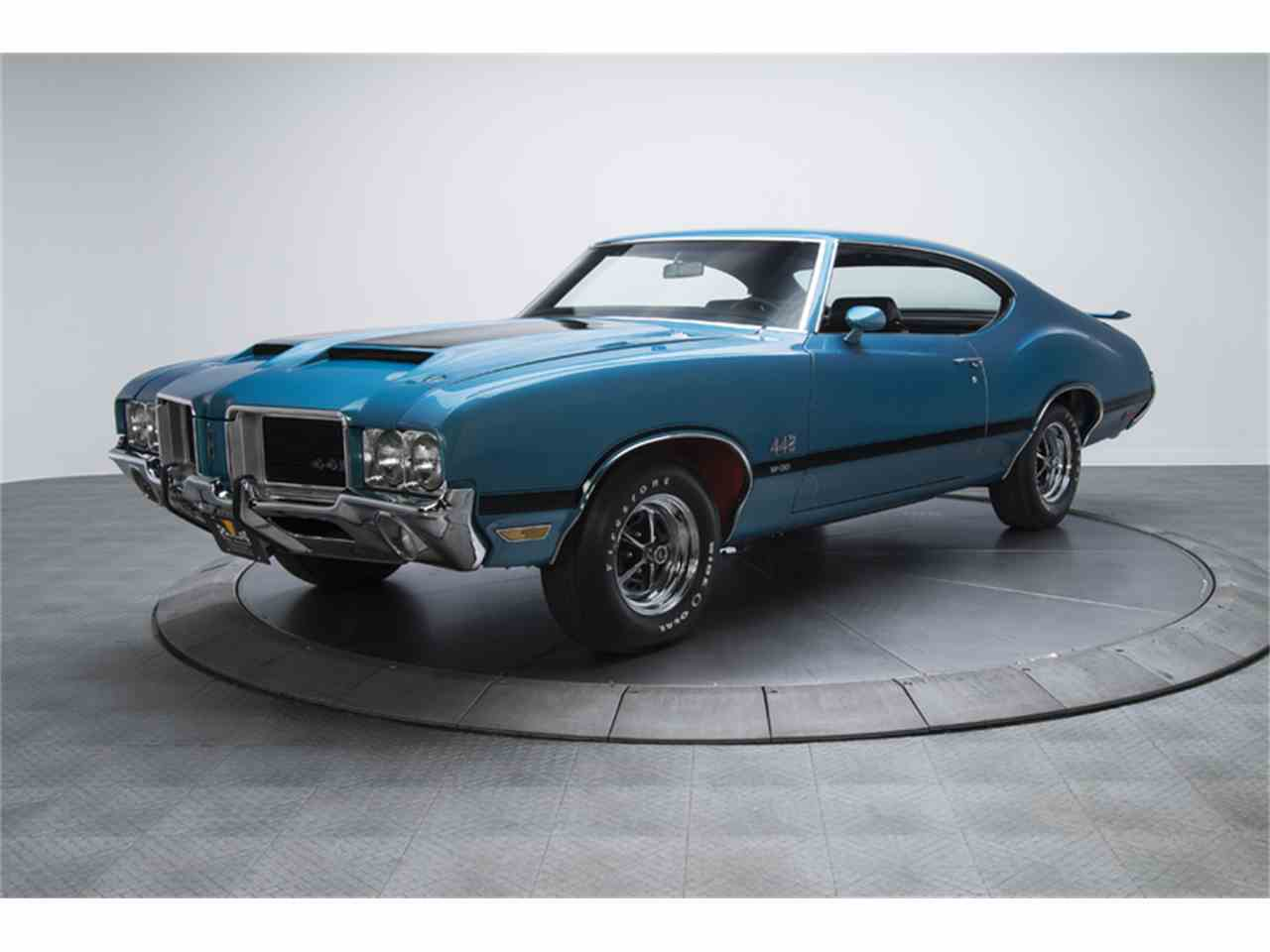 Large Picture of Classic 1971 Oldsmobile 442 - $104,900.00 - IKOQ
