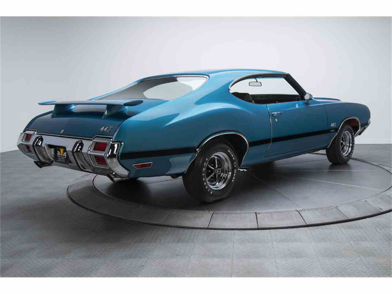 Large Picture of Classic '71 Oldsmobile 442 - $104,900.00 Offered by RK Motors Charlotte - IKOQ