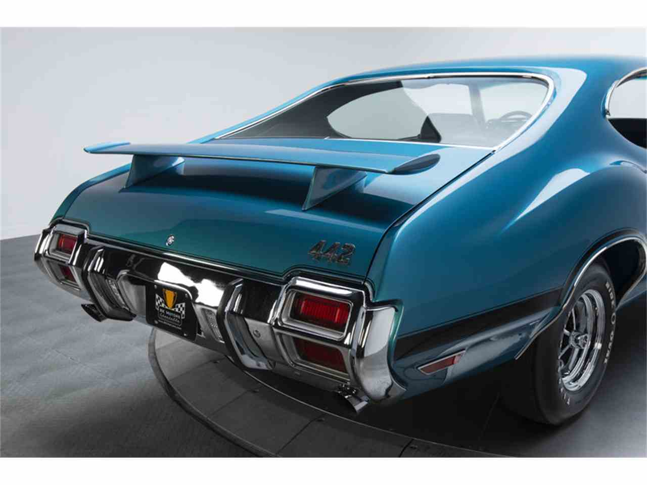 Large Picture of 1971 Oldsmobile 442 Offered by RK Motors Charlotte - IKOQ