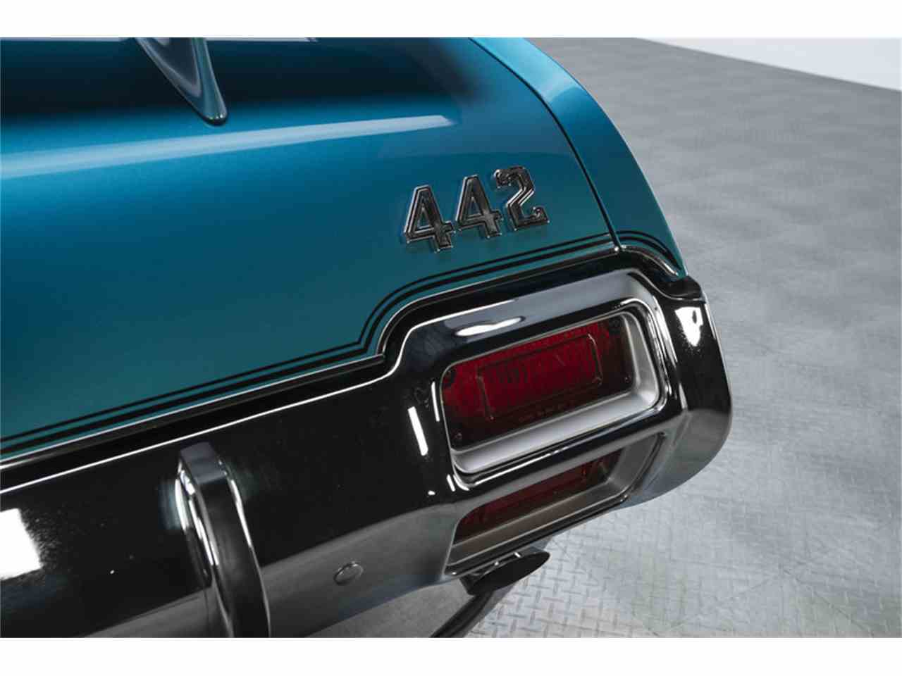 Large Picture of '71 Oldsmobile 442 located in Charlotte North Carolina - IKOQ