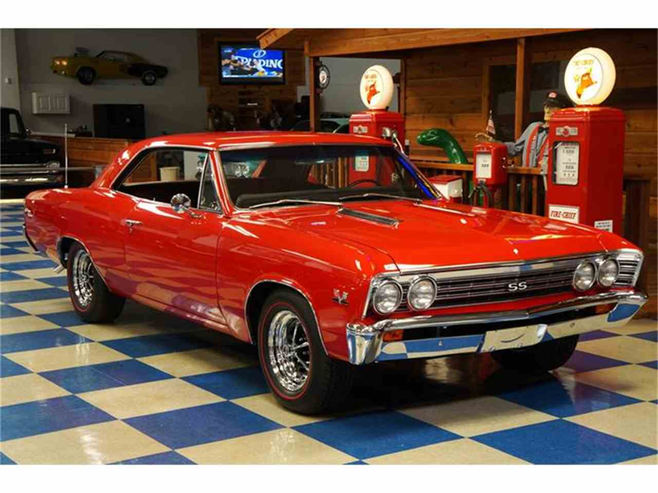 Large Picture of '67 Chevelle - IKT9