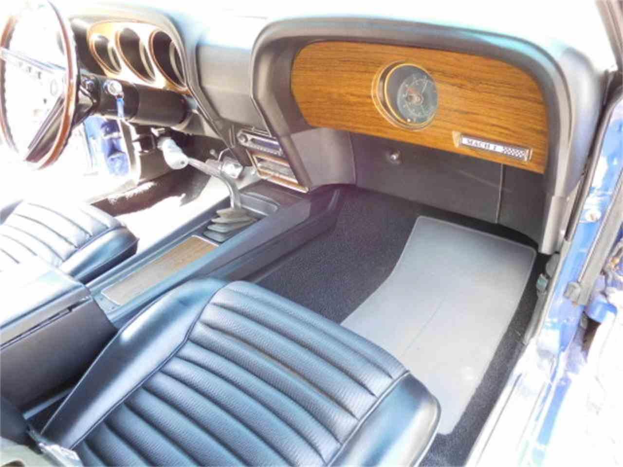 Large Picture of '70 Mustang - IKU8