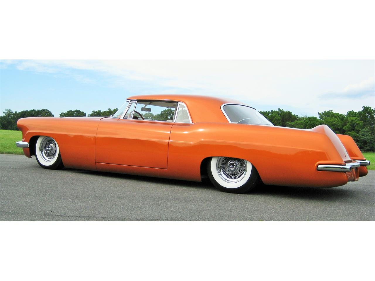 Large Picture of '57 Continental Mark II - IL9D