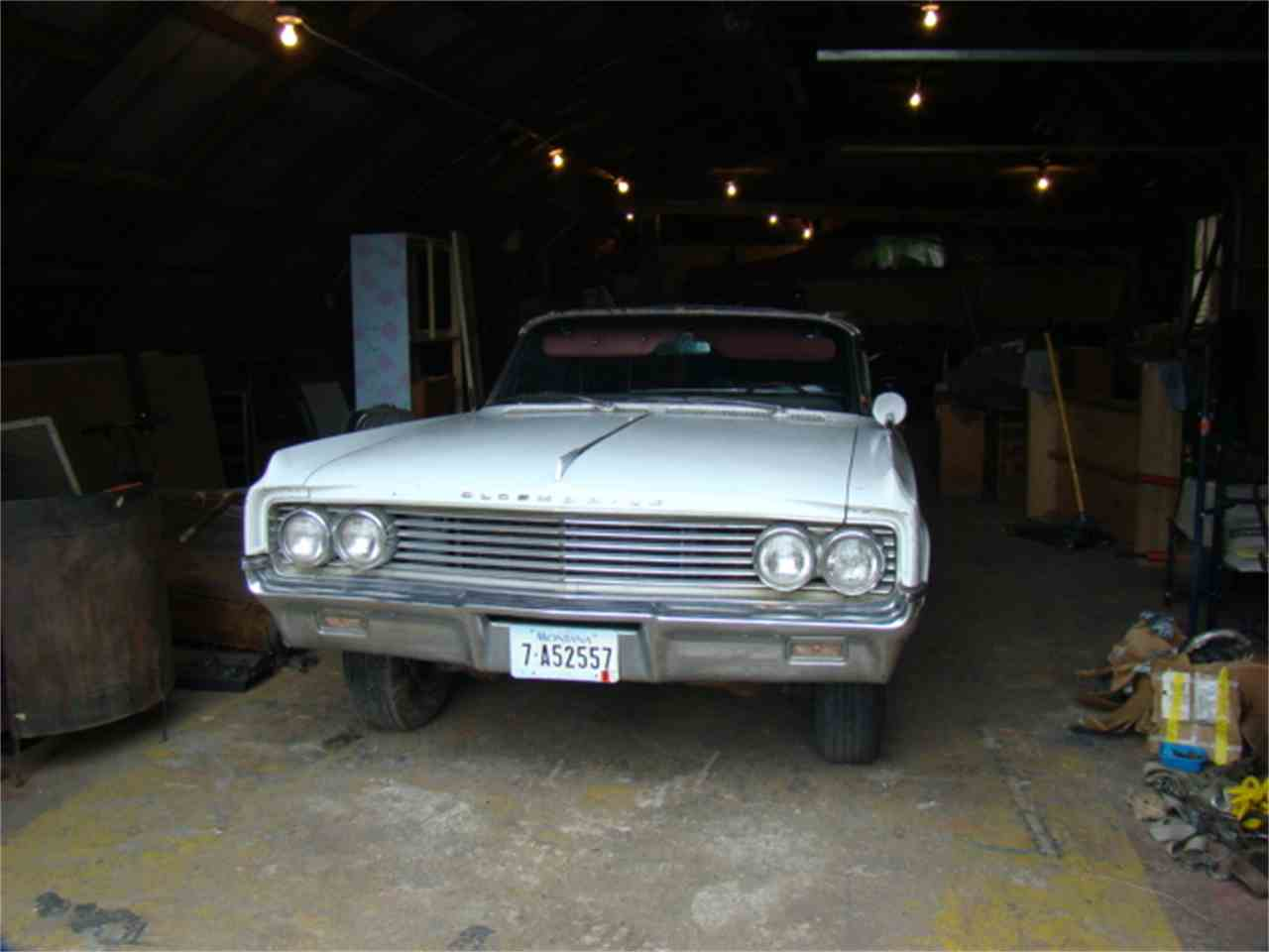 Large Picture of Classic '63 Oldsmobile Dynamic 88 Offered by a Private Seller - ILER