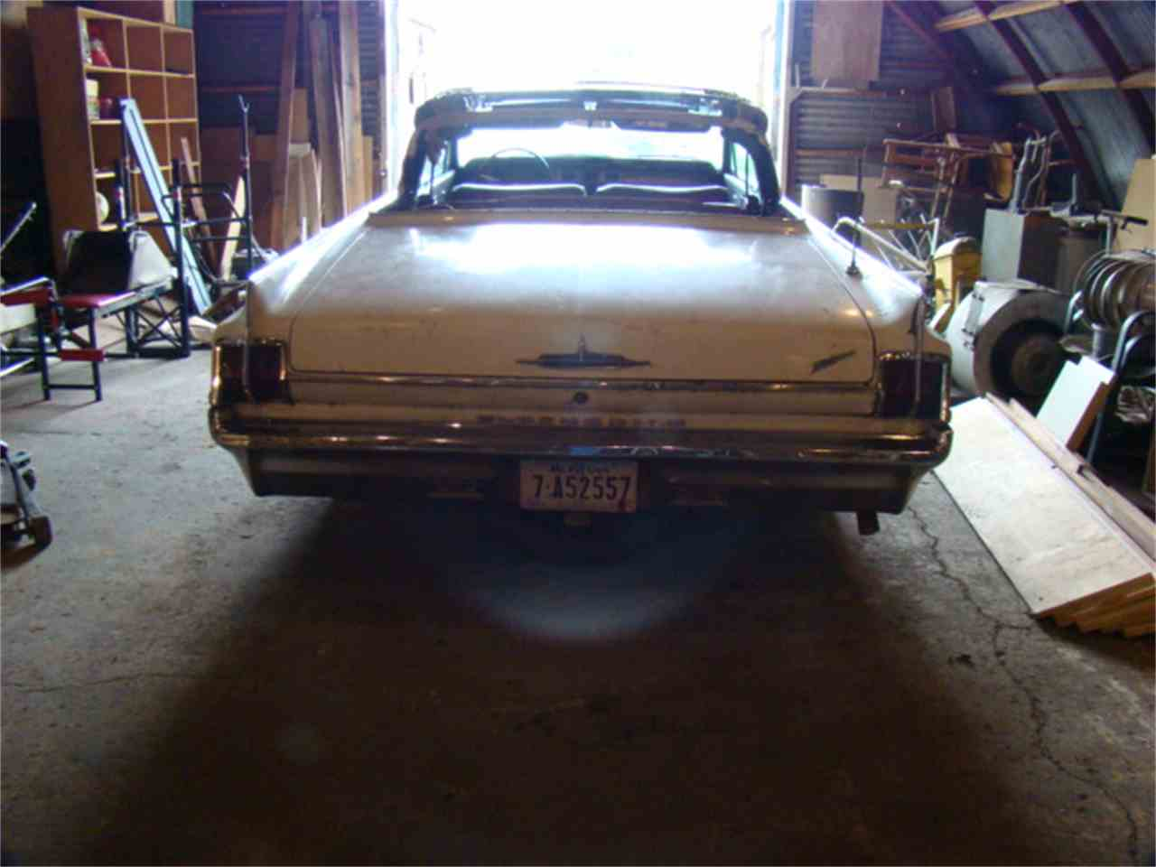 Large Picture of '63 Oldsmobile Dynamic 88 - $4,345.00 Offered by a Private Seller - ILER