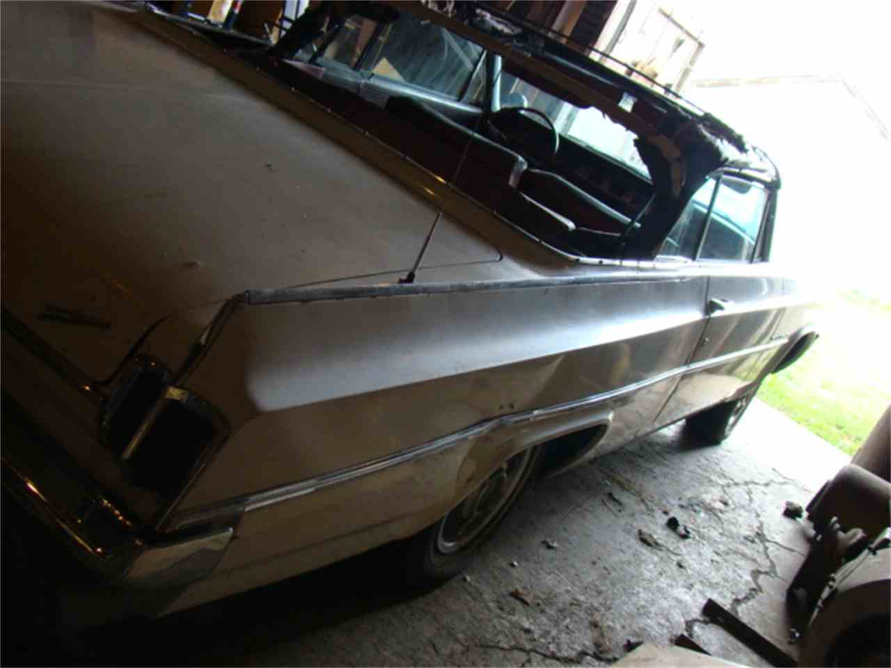 Large Picture of Classic '63 Oldsmobile Dynamic 88 located in Montana Offered by a Private Seller - ILER