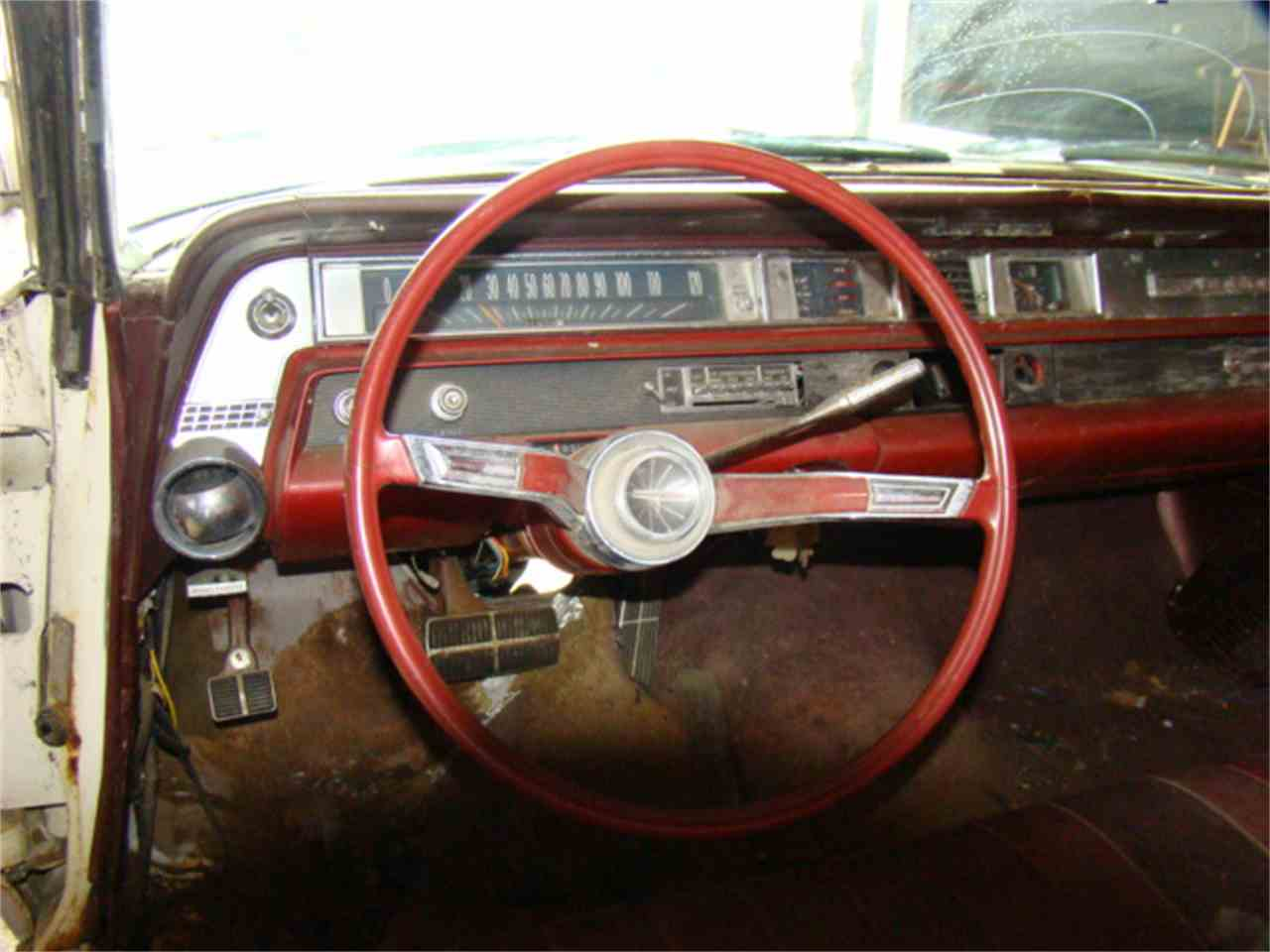 Large Picture of Classic '63 Oldsmobile Dynamic 88 located in Montana - $4,345.00 Offered by a Private Seller - ILER