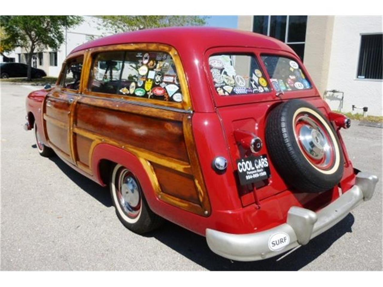 Large Picture of '51 Wagon - ILHD