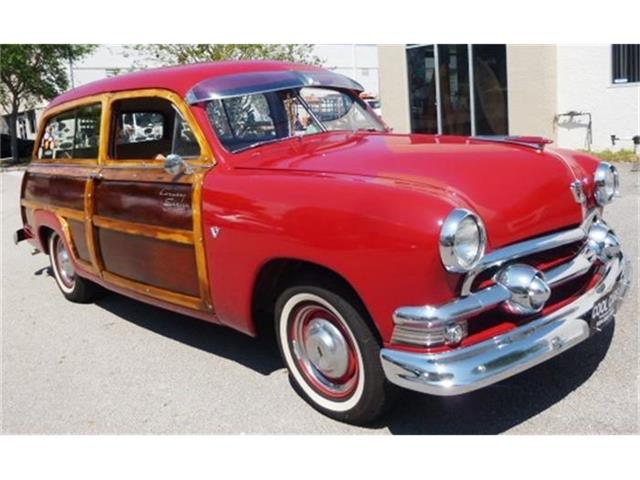 Picture of '51 Ford Wagon Offered by  - ILHD