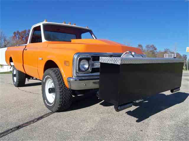 Picture of 1970 Chevrolet K-30 - $22,995.00 Offered by  - ILIP