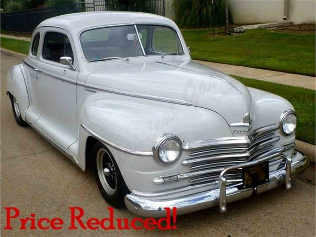 1948 Plymouth Business Coupe Special Deluxe For Sale