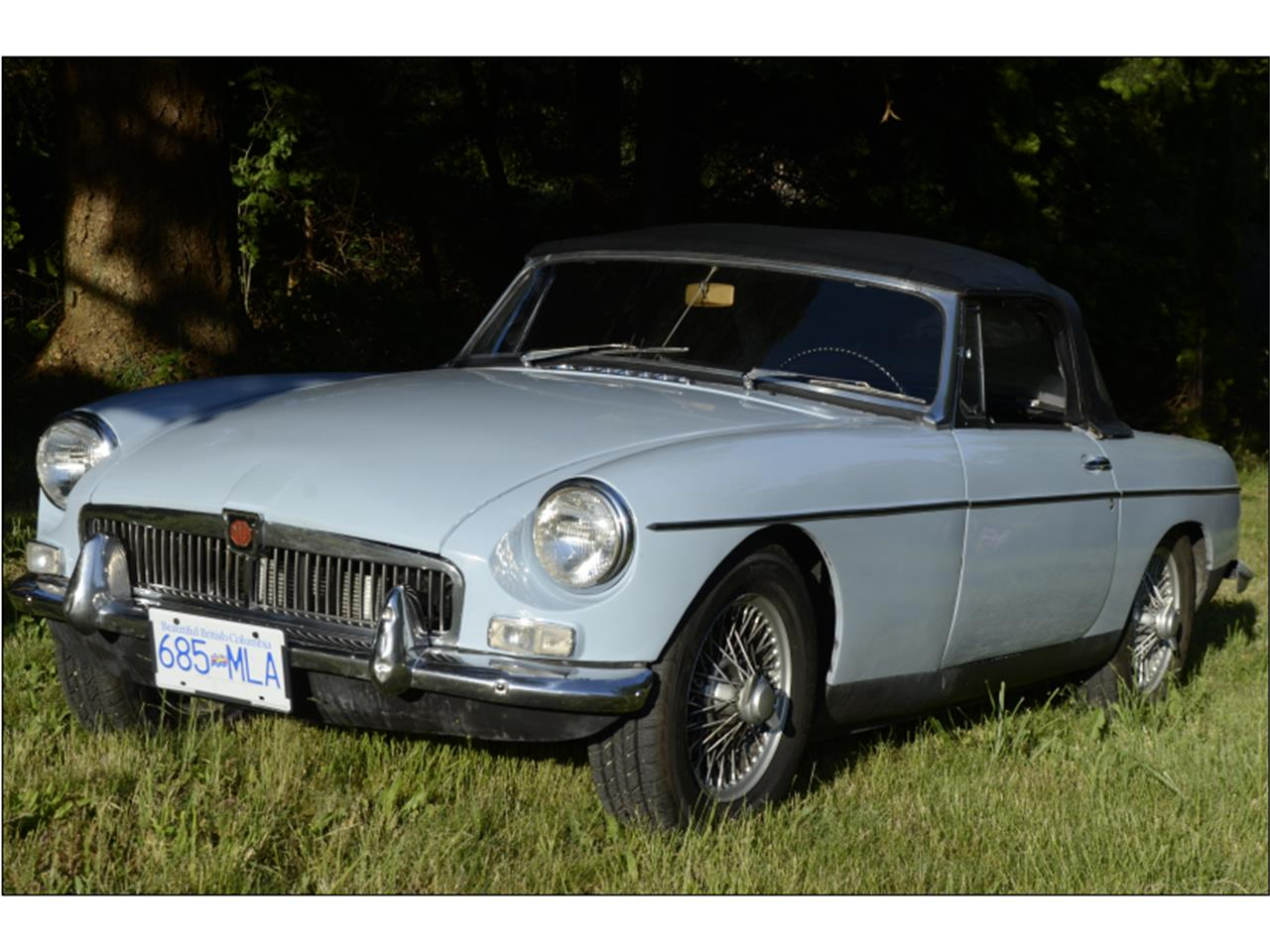 Large Picture of '63 MGB - IM5R