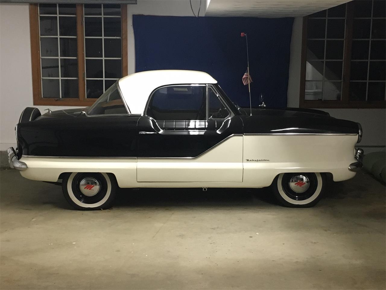 Large Picture of '62 Metropolitan - IMCX