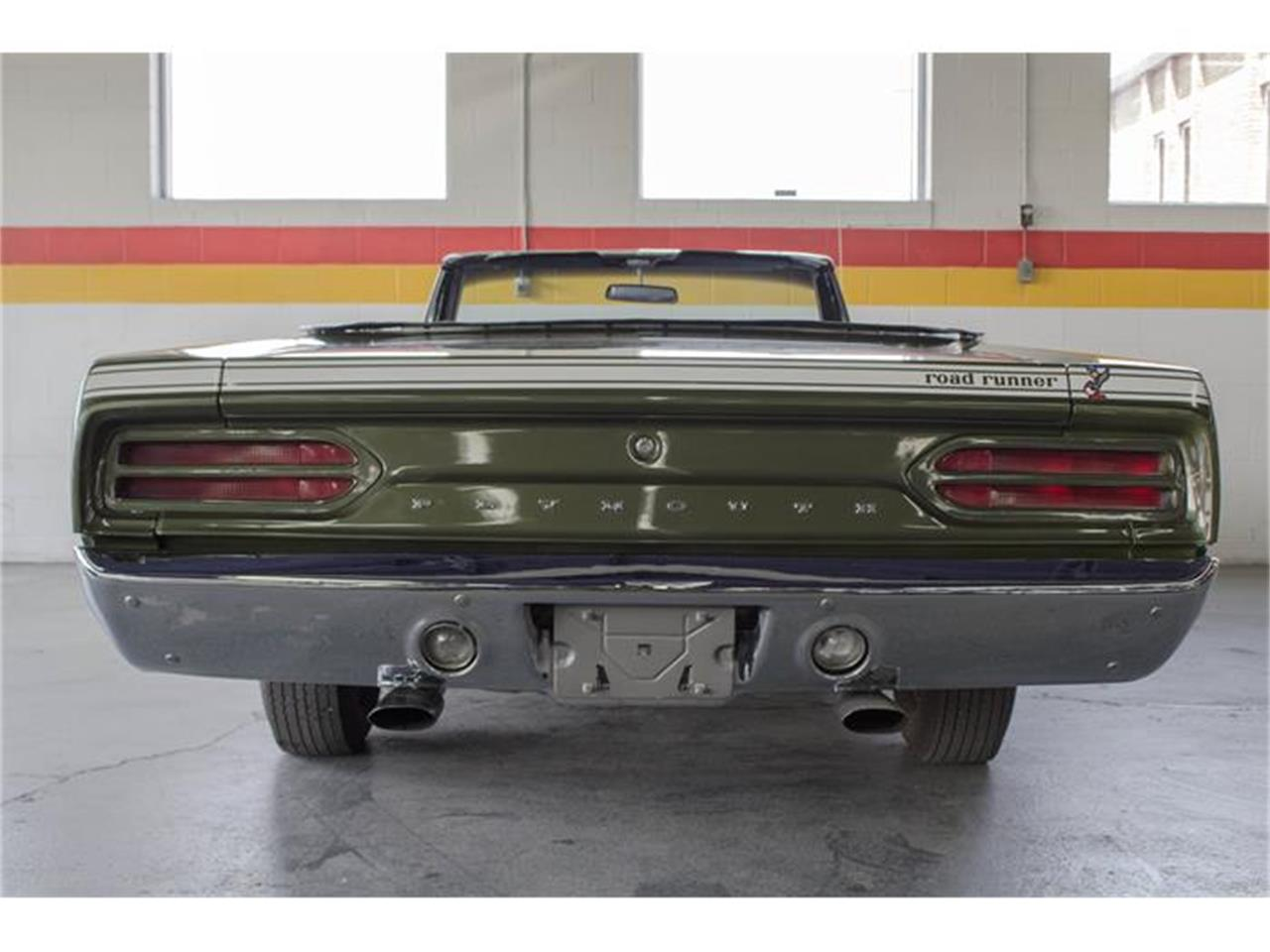 Large Picture of Classic 1970 Plymouth Road Runner located in Montreal Quebec - $55,750.00 Offered by John Scotti Classic Cars - IMF1