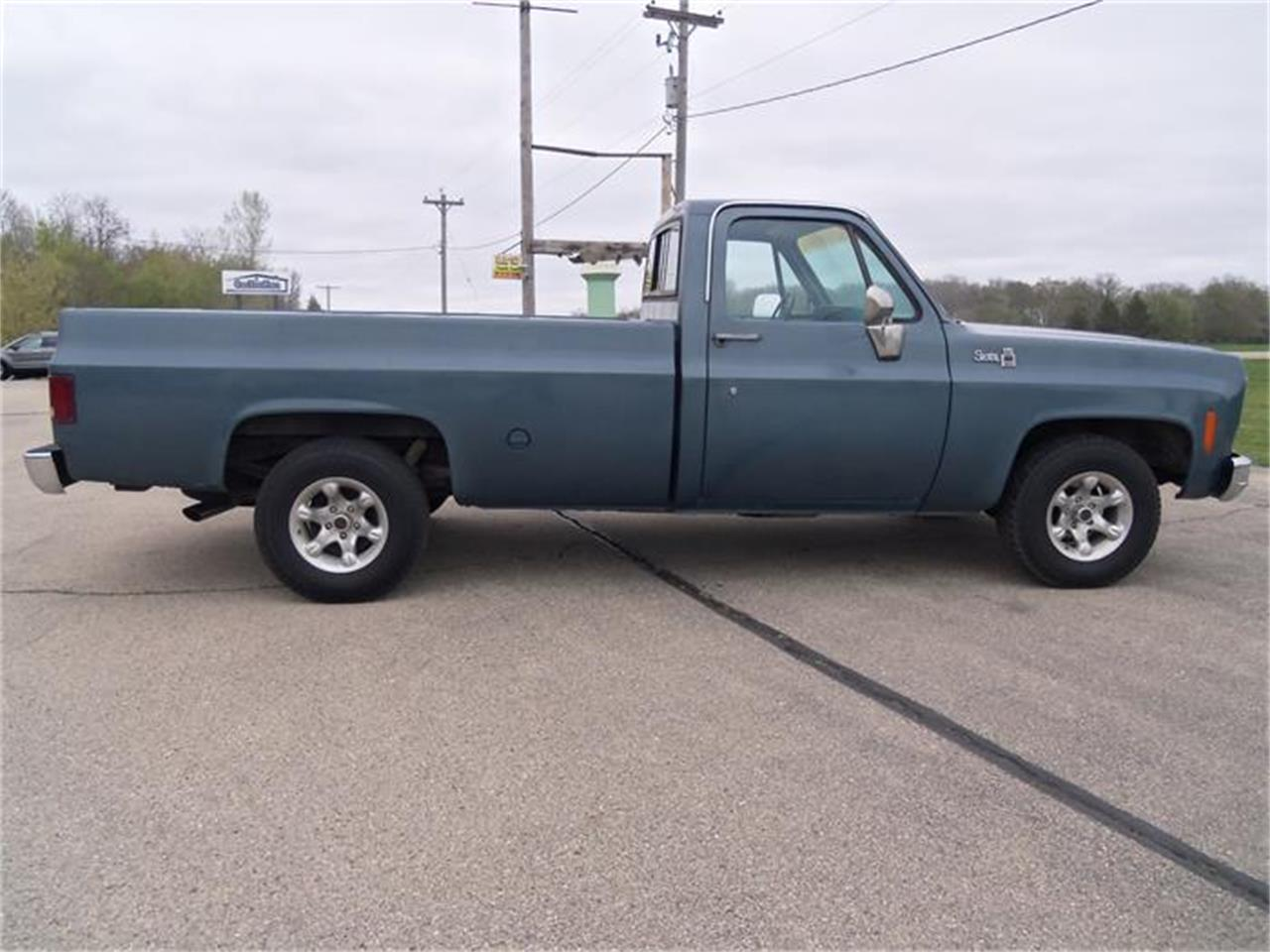 1978 GMC Sierra for Sale | ClassicCars.com | CC-868872