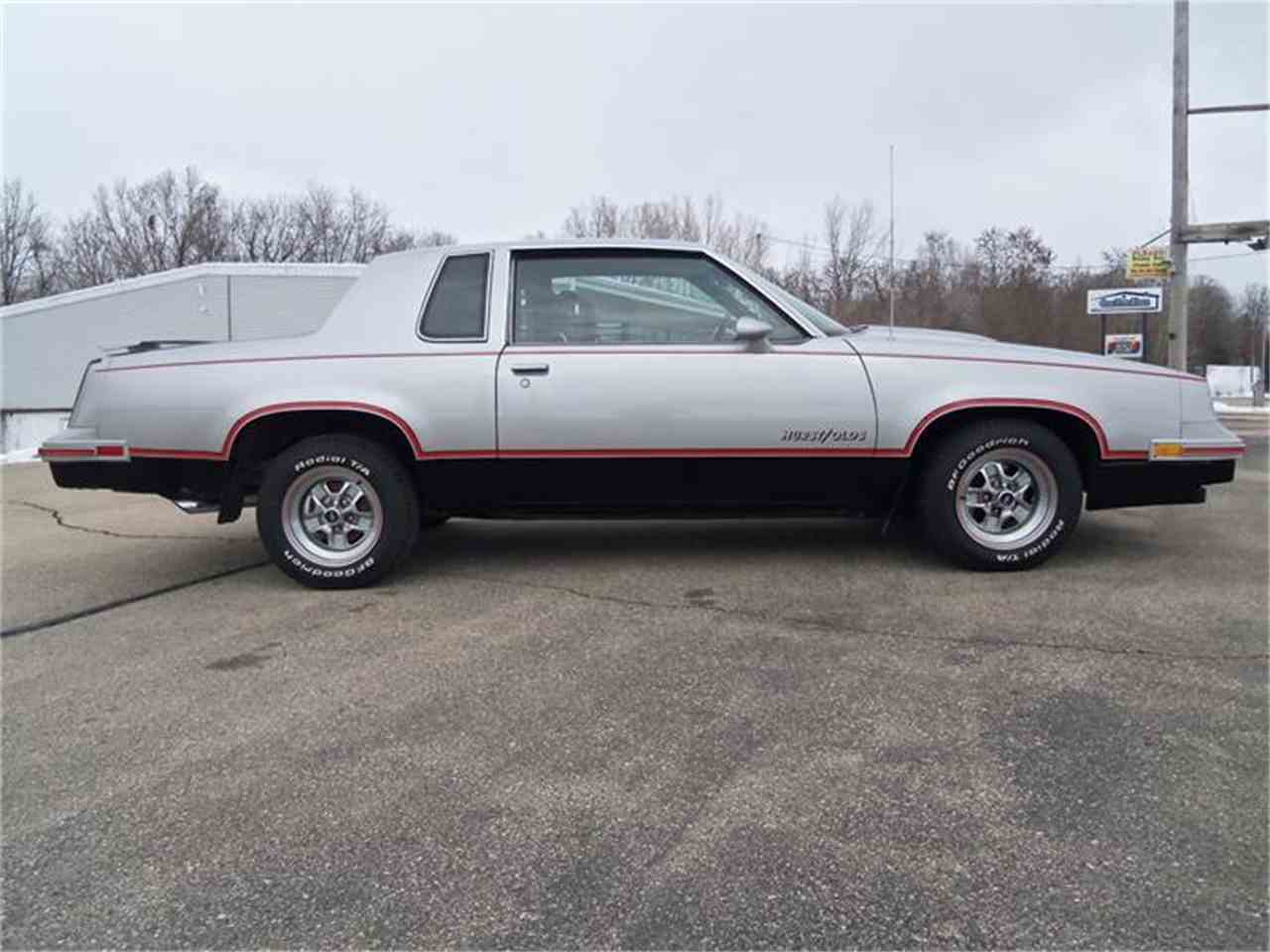 Large Picture of '84 Cutlass - IMFF