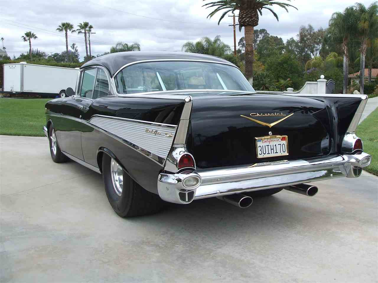 Large Picture of '57 Bel Air - IMFX