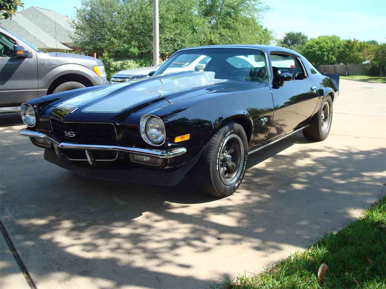 Large Picture of '72 Camaro SS - IMFY