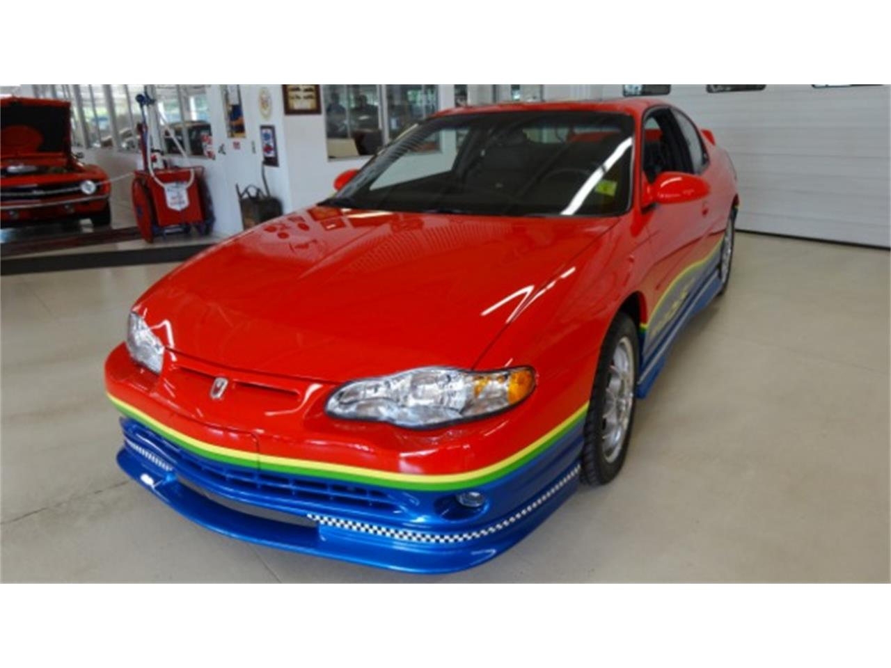 Large Picture of '00 Monte Carlo - IMGI