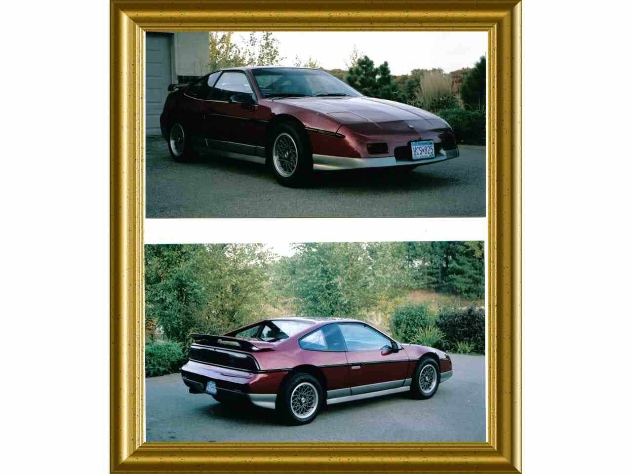Large Picture of '87 Fiero - IO8G