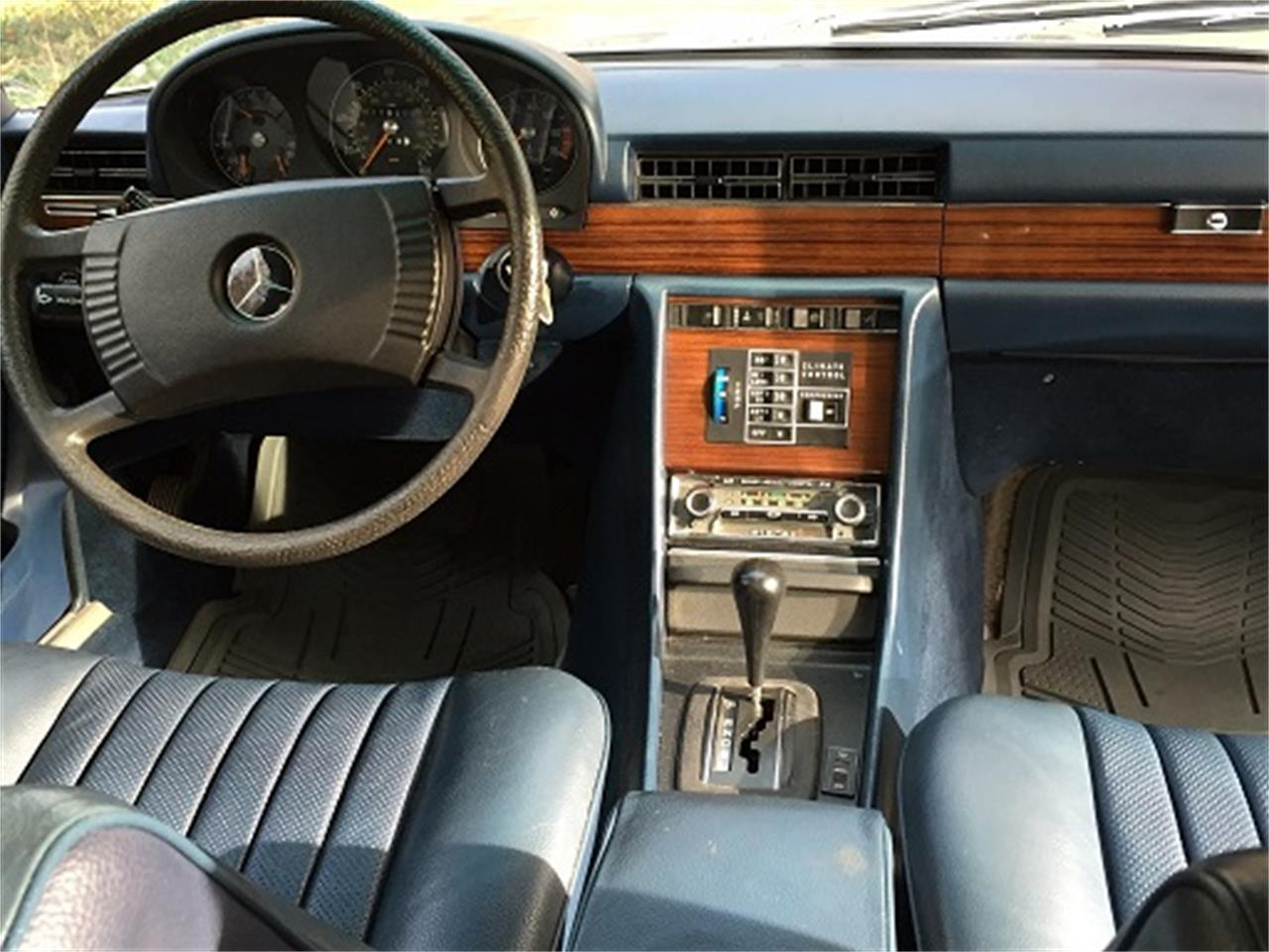 Large Picture of 1977 450SEL located in Research Triangle Park North Carolina - IO8L