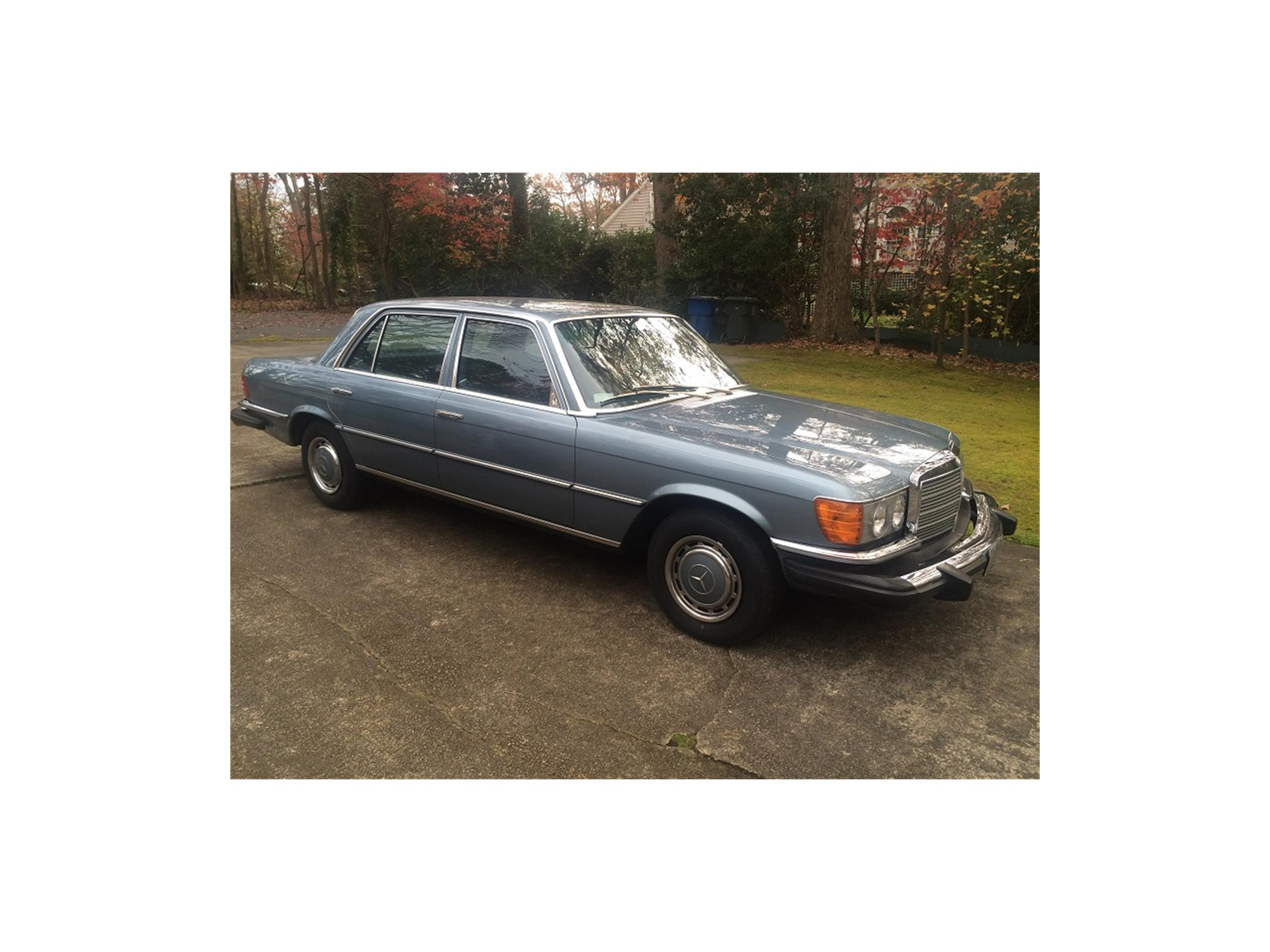 Large Picture of '77 450SEL - IO8L